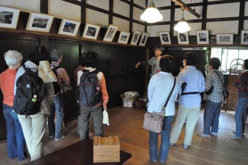 千代子さんの写真展