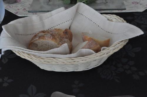 3種の焼きたてパン