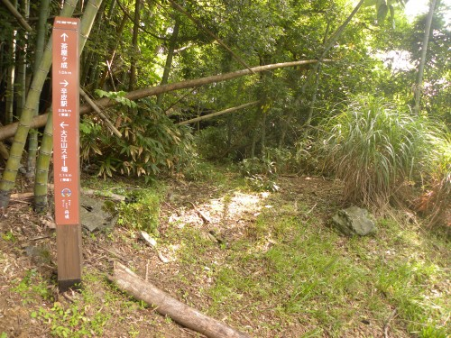 DSCN2821元普甲寺屋敷入口