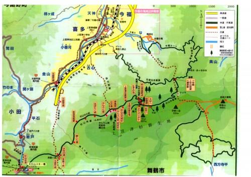 杉山マップ