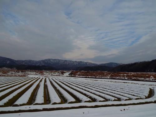 094残雪模様